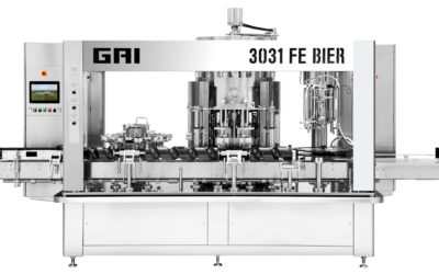 GAI BEER mise automatique rotative isobarometrique