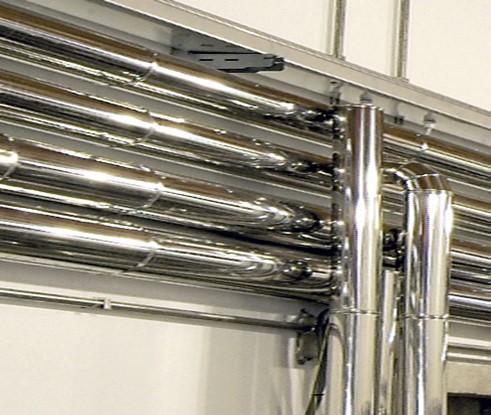 Isolation installation hydraulique climastar